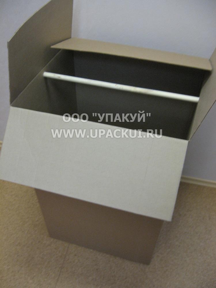 Фото коробок для одежды.
